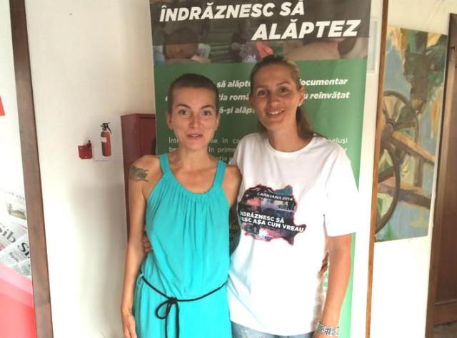 Eu și Ditta, la Sibiu